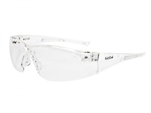 RUSH Safety Glasses - Clear
