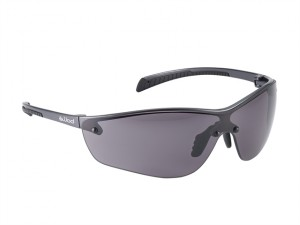 SILIUM+ Platinum Safety Glasses - Smoke