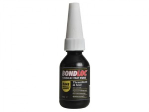 B243 Nutlock Medium Strength Threadlocker 10ml