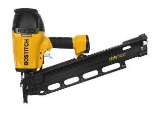 F21PL-E Pneumatic Roundhead & MCN Stick Nailer 38-90mm