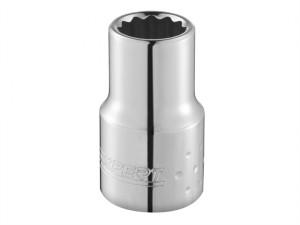 Bi-Hexagon Socket 12 Point Regular 1/4in Drive 9/32in