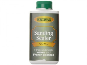 Shellac Sanding Sealer 500ml
