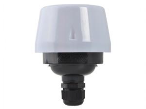 1890 Twilight Sensor Switch White
