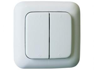 Smarthome Remote Control 2G Single Switch White