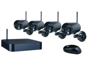 WDVR740S Wireless DVR Set with 4 Cameras & DVR