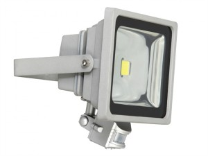 XQ1224 COB LED Floodlight with PIR 30 Watt 2400 Lumen