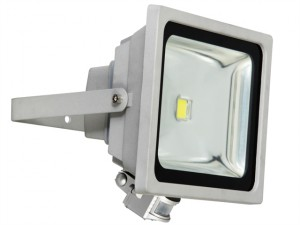 XQ1226 COB LED Floodlight with PIR 50 Watt 3600 Lumen