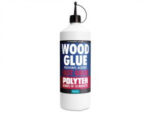Polyten Fast Grab Wood Adhesive 1 Litre