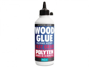 Polyten Fast Grab Wood Adhesive 500ml