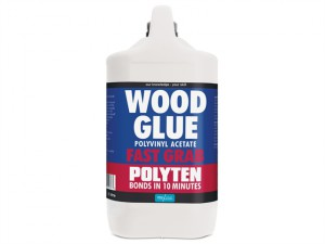 Polyten Fast Grab Wood Adhesive 5 Litre