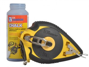 Chalk Hog 30m / 100ft & 4.oz Blue Chalk