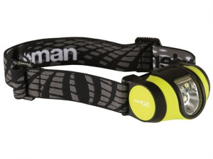 CHT15 Headlamp with Batteries Lime