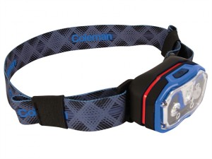 BatteryLock™ Headlamp CXS+ 250 Lumen