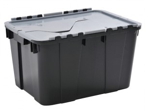 2214 Shatterproof Tuff Crate 55 Litre