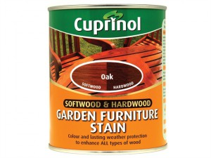 Softwood & Hardwood Garden Furniture Stain Oak 750ml