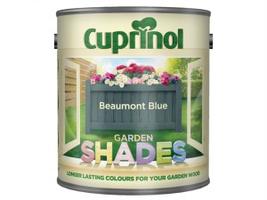 Garden Shades Beaumont Blue 1 Litre