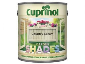 Garden Shades Country Cream 1 Litre