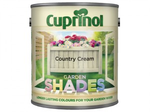 Garden Shades Country Cream 5 Litre