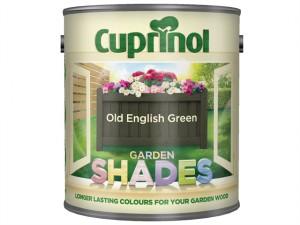 Garden Shades Old English Green 2.5 Litre