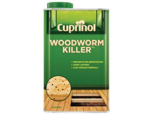 Low Odour Woodworm Killer 1 Litre