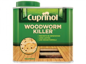Low Odour Woodworm Killer 5 Litre