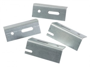 Replacement Radiator Brackets (4)