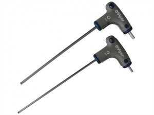 T Pump Head Removal Keys Pack of 2