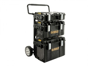 TOUGHSYSTEM™ 4-in-1 Trolley & 3 DS Toolboxes