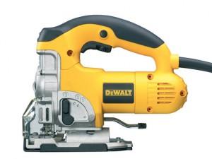DW331K Variable Speed Jigsaw 701 Watt 230 Volt
