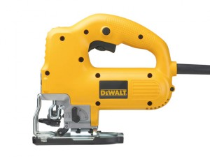 DW341K Compact Top Handle Jigsaw 550W 240 Volt