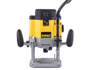 DW625EKT Double Collet Router 2000 Watt 240 Volt