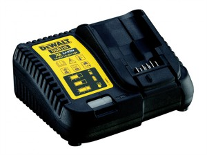 DCB115 XR Multi-Voltage Charger 10.8-18 Volt Li-Ion