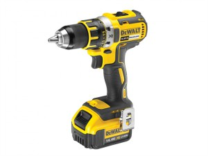 DCD732M2 XR Brushless Compact Drill Driver 14.4 Volt 2 x 4.0Ah