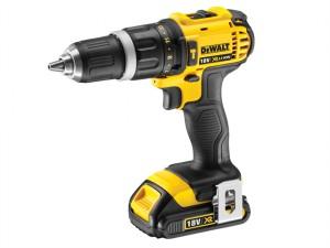 DCD785C2 XR Compact Hammer Drill Driver 18 Volt 2 x 1.5Ah Li-Ion