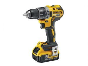DCD791P2 Brushless Compact Drill Driver 18 Volt 2 x 5.0Ah Li-Ion