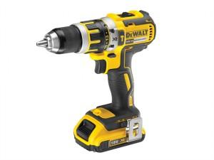 DCD795D2 Compact Brushless Hammer Drill Driver 18 Volt 2 x 2.0Ah Li-Ion