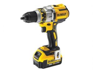 DCD990M2 XR 3 Speed Brushless Premium Drill Driver 18 Volt 2 x 4.0Ah Li-Ion