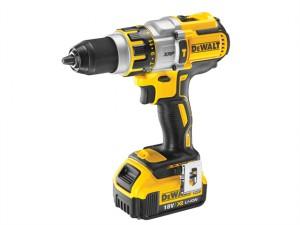 DCD995M2 XR 3 Speed Brushless Hammer Drill Driver 18 Volt 2 x 4.0Ah Li-Ion