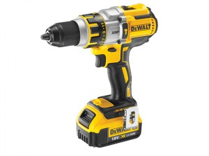 DCD995M3 XR 3 Speed Brushless Hammer Drill Driver 18 Volt 3 x 4.0Ah Li-Ion