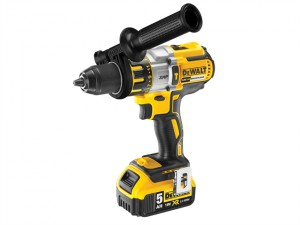 DCD995P2 XR 3 Speed Brushless Hammer Drill Driver 18V 2 x 5.0Ah Li-Ion