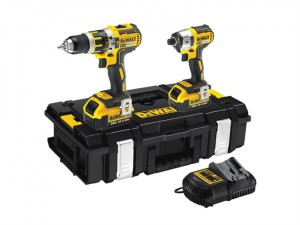 DCK250P2 Brushless Twin Pack 18 Volt 2 x 5.0Ah Li-Ion