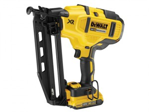 DCN660D2 Cordless XR Brushless Second Fix Nailer 18V 2 x 2.0Ah Li-Ion
