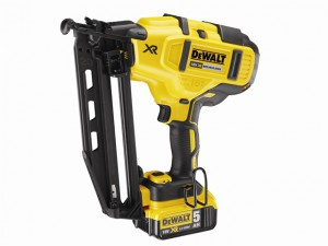 DCN660P2 Cordless XR Brushless Second Fix Nailer 18V 2 x 5.0Ah Li-Ion