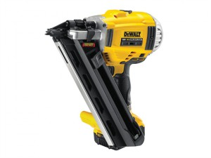 DCN692P2 Cordless XR 2 Speed First Fix Nailer 90mm 18V 2 x 5.0Ah Li-Ion
