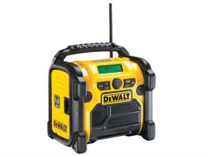 DCR020 DAB Digital Radio 240 Volt & Li-Ion + 1 x 2.0Ah Li-Ion
