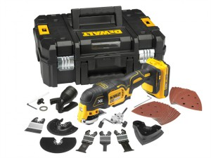 DCS355D2 XR Brushless Oscillating Multi-Tool 18V 2 x 2.0Ah Li-Ion