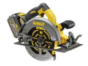 DCS575T2 FlexVolt XR Circular Saw 18/54V 2 x 6.0/2.0Ah Li-Ion