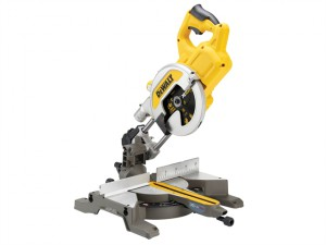 DCS777N FlexVolt XR Mitre Saw 216mm 18/54V Bare Unit