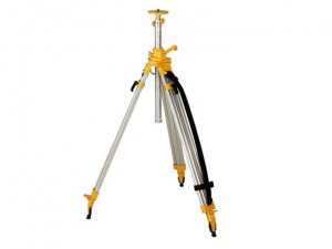 DE0735 Elevated Laser Construction Tripod (1.15m - 3.0m)