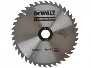Circular Saw Blade 235 x 30mm x 40T Series 30 General-Purpose